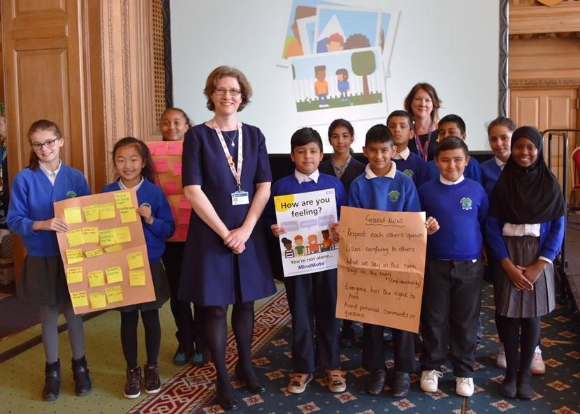 New lessons help Leeds pupils learn about mental health: mindmatelessons1.jpg