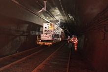 Electrification milestone reached as Severn Tunnel re-opens to rail passengers following upgrade: The Severn Tunnel upgrade was completed on time
