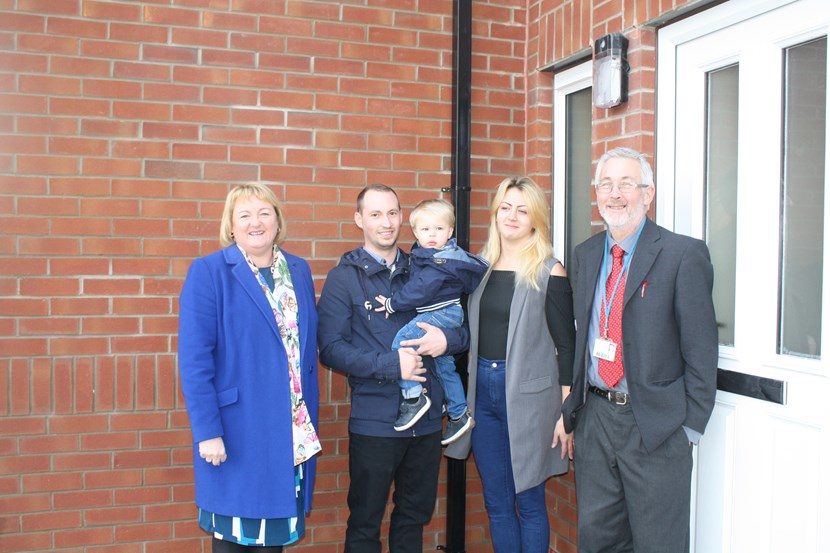 New year, new homes for council tenants in Bramley: img-0184.jpg