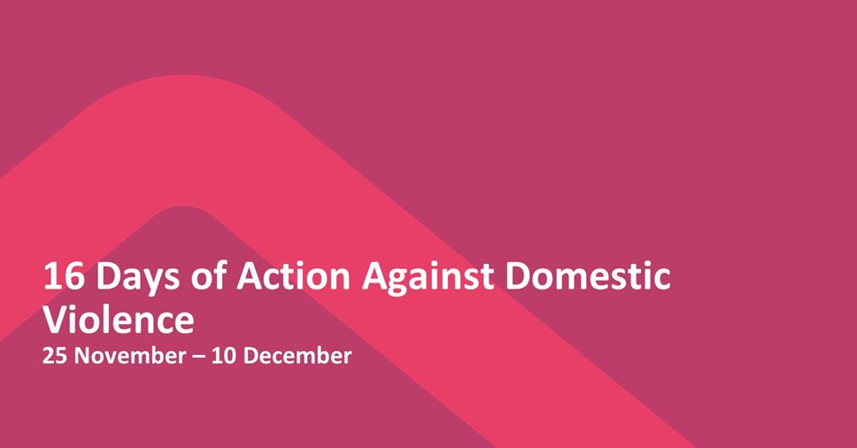 16 days of action - FACEBOOK