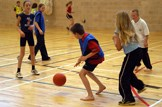 Youth Sport Strategy: Education-school-sport-basketball