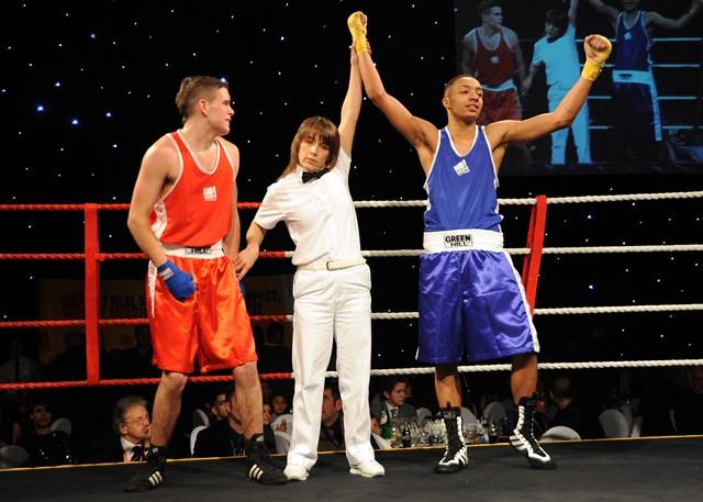 Zelfa Barrett declared the winner