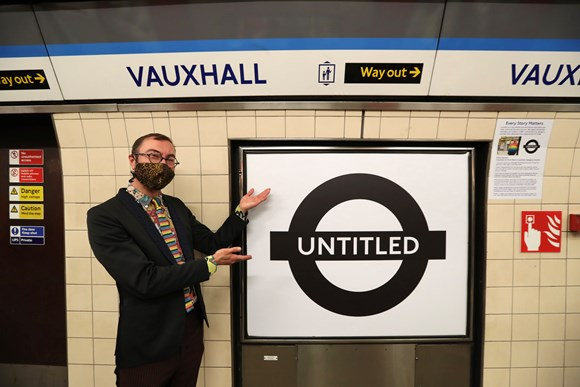 TfL Image - Philip Normal with roundel design Untitled