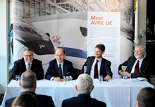Talgo Announcement Edinburgh 08