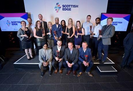 2108 Edge Awards - Scottish EDGE Winners