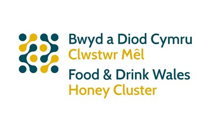 "Welsh beekeepers say ""thank you"" to carers on World Bee Day: F&D HONEY Cluster Logo (1) (1)"