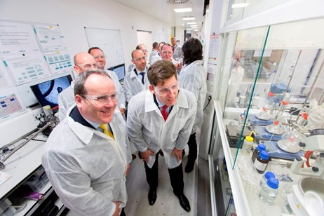 New £56m investment in Scotland to strengthen the UK's place in the global pharma industry: Photo-3