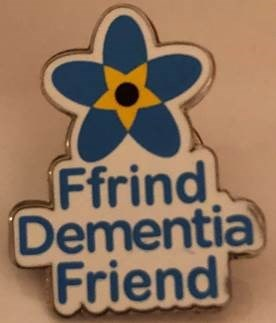 AS Dementia Friend Badge