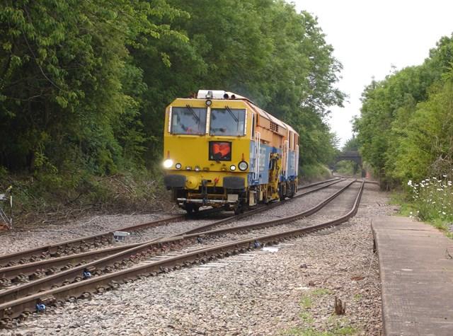 RVDC - locomotive