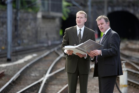 Airdrie-Bathgate Railway Bill