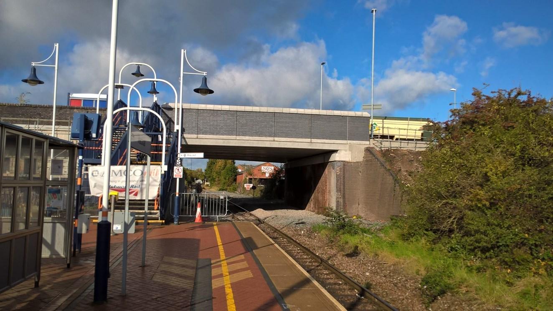 Hucknall bridge to reopen following Network Rail upgrades: Hucknall Bridge