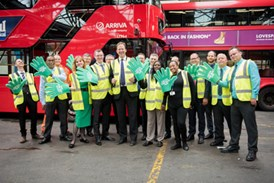 Arriva backs 'Catch the Bus Week' and hosts new Buses Minister: Arriva backs 'Catch the Bus Week' and hosts new Buses Minister