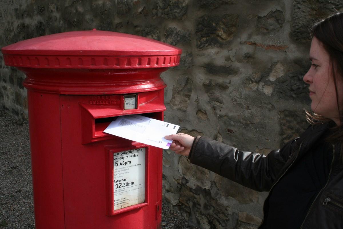 Postal votes