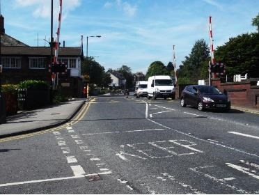 Starbeck level crossing subway to be replaced during late-May bank holiday: Starbeck level crossing