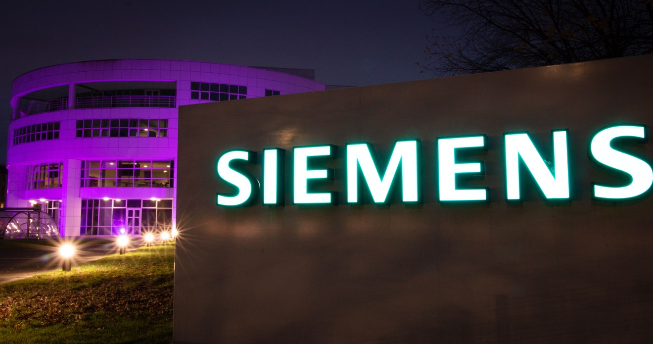Siemens UK joins forces to promote disability in the workplace: 3 Dec Siemens HQa