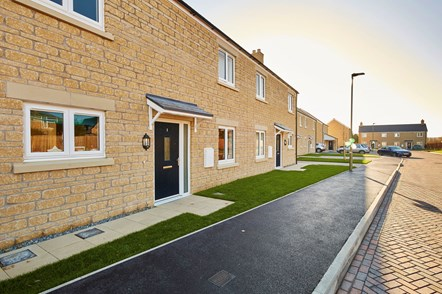 Have your say on building new affordable homes: Affordable housing Bury Close dvpt, Kingham