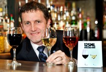 Smaller wine glass campaign launched: Michael Matheson