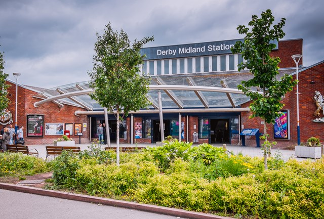 Derby station lifts