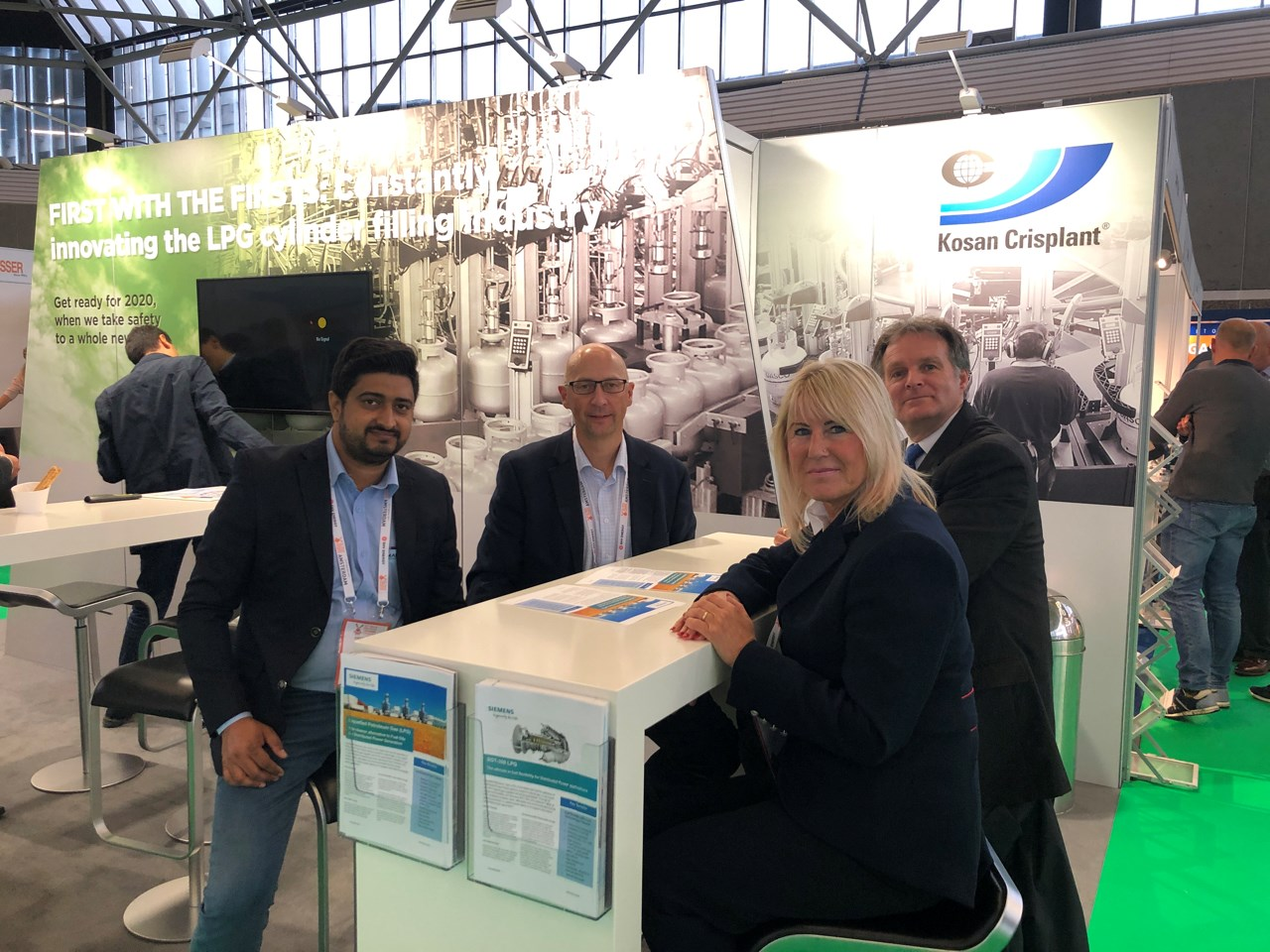 Siemens and MAKEEN Power to collaborate on LPG power station projects: Siemens-Makeen-WLPGA