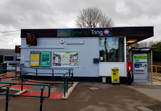 £5.8 million overhaul of Tring station starts next month to provide step-free access for everyone: Passenger entrance to Tring station