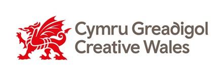 Creative Wales Colour Positive RGB