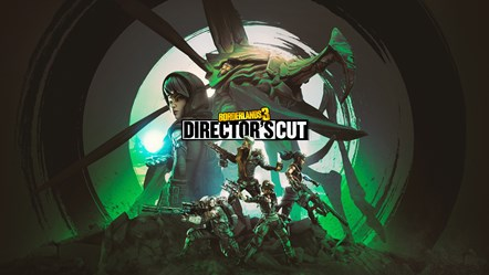 BL3 - Director's Cut Key Art