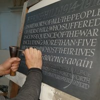 First World War Memorial to be unveiled at Southeastern's Herne Hill station: WW1 Memorial at Herne Hill