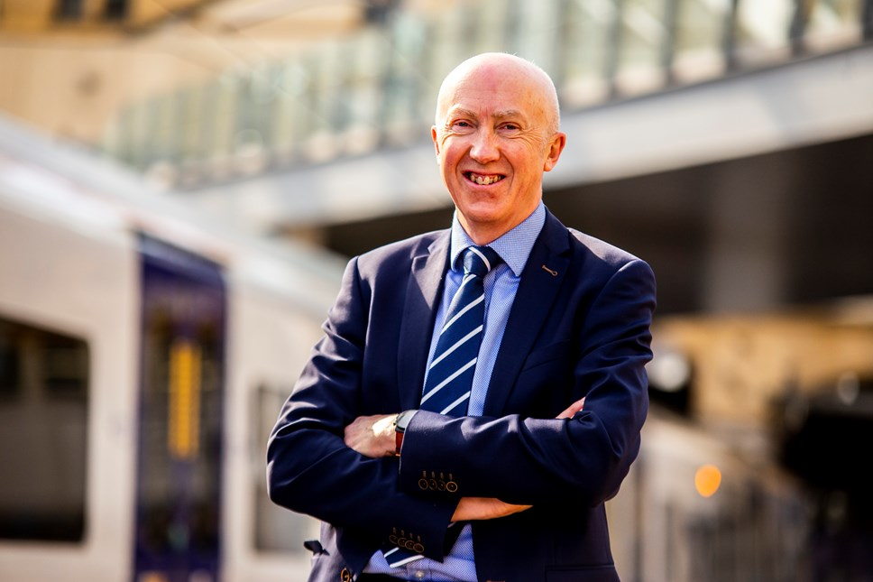 Northern announcement on 100-day review: Nick Donovan by Jonny Walton 2020 50