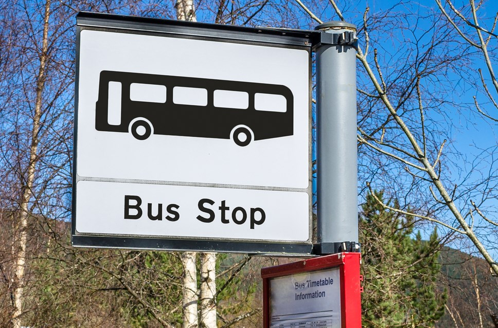 New bus service for Forres residents: busstop