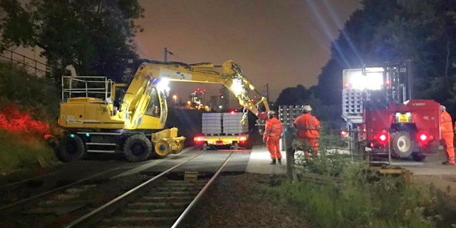 Passengers and freight to benefit from 21st century signalling upgrade in Manchester: Trafford resignalling work