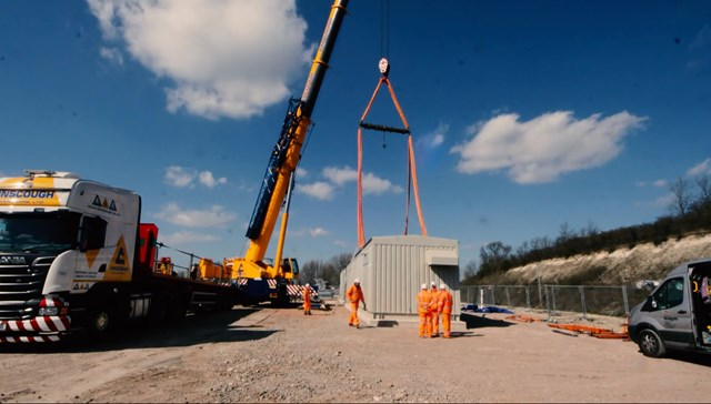 Significant milestone reached in Midland Main Line Upgrade-2