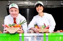 Happier Mealtimes In-Season Food Campaign