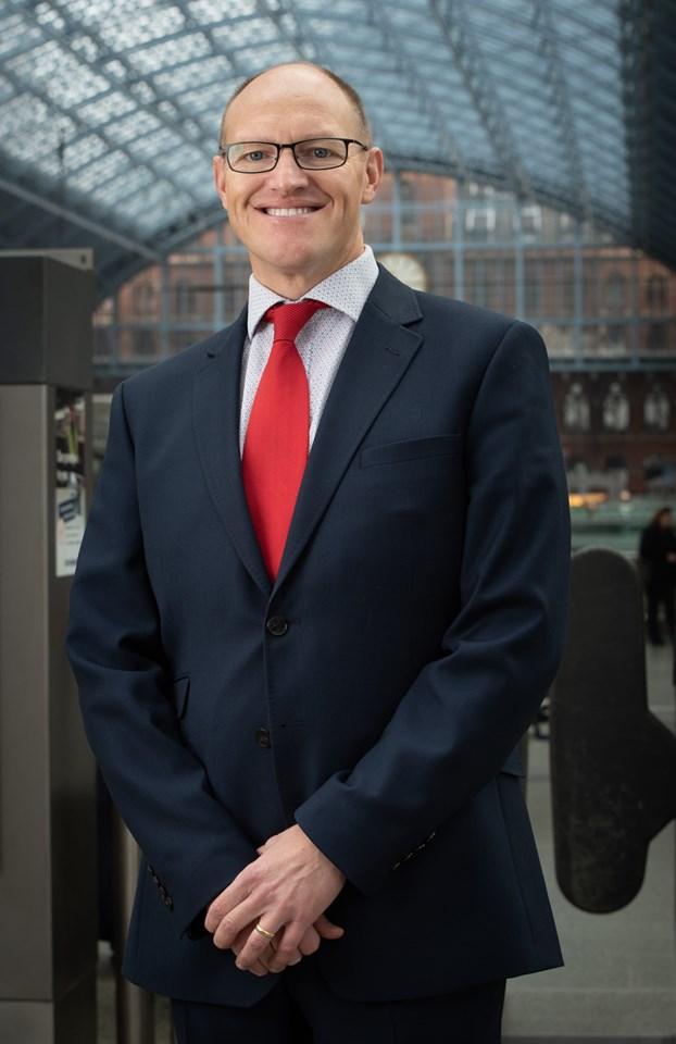 Tim Shoveller-2: Tim Shoveller - managing director, North West and Central