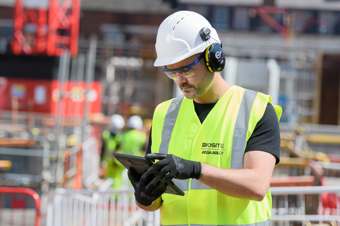 HS2 to implement UK's first ever project wide health and safety passport: Health and Safety Passport System - Biosite
