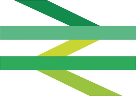 Green symbol CMYK