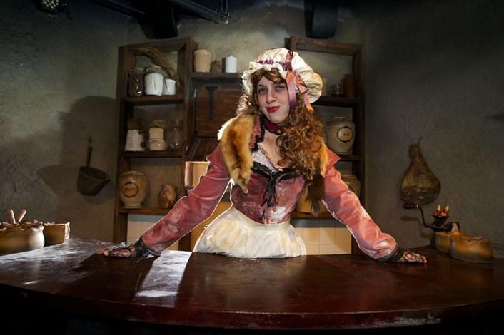 Ghostly guide to London's Halloween hostpots: Pie Shop 8