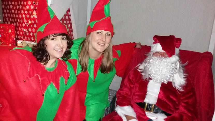 A compassionate Christmas for Leeds children in care: wendyrosiesanta.jpg