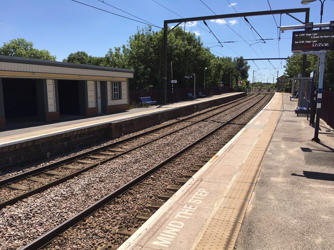 Littleport station 3