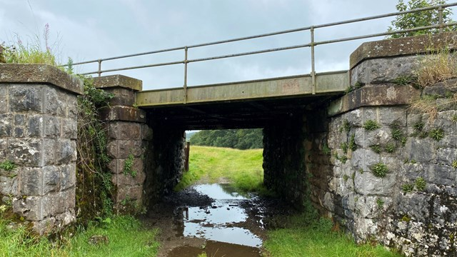 North Yorkshire bridge renewals to make railway more reliable for passengers: Stainforth - September 2020