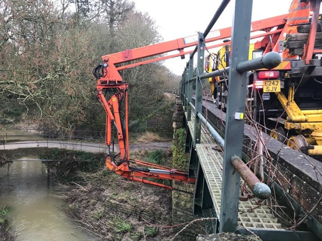 Network Rail gives 'Heart of Wessex' line some love over five-day closure: Vital maintenance between Dorchester West and Castle Cary