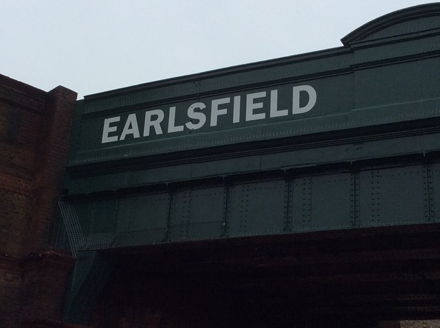 Earlsfield bridge 2