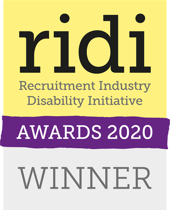 HS2 wins disability confident recruitment award: RIDI Awards 2020 Winner