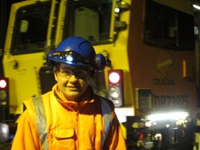 Network Rail apprenticeships up for grabs as record investment in Britain's railway continues: IMG 8442