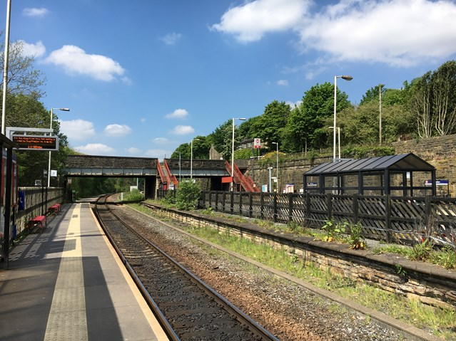 Passengers in Yorkshire urged to check before they travel as work takes place to the railway: Passengers in Yorkshire urged to check before they travel as work takes place to the railway