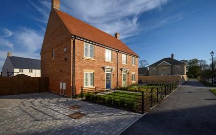 New homes at Park View