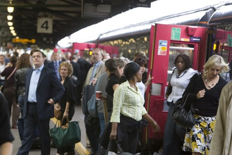Great Western rail demand is set to grow 31% in 2019.