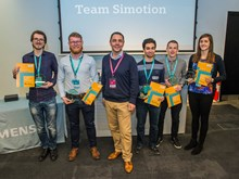 Top engineering students come together for innovative Siemens challenge