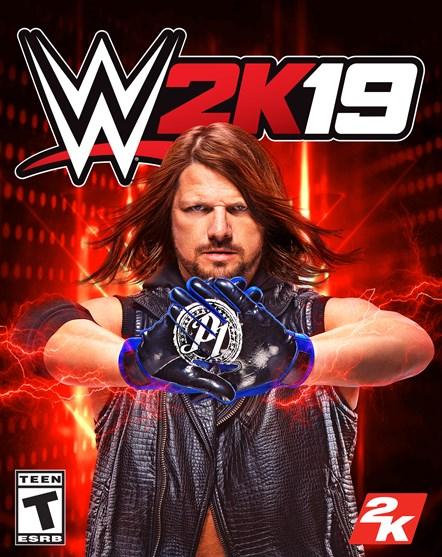 WWE2K19 SE AGN FOB (ESRB)