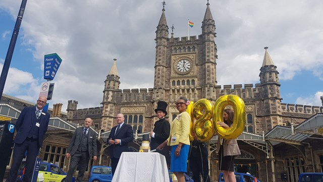 Bristol Temple Meads celebrates its historic past and bright future as it turns 180-years-old: Bristol Temple Meads celebrates turning 180-2