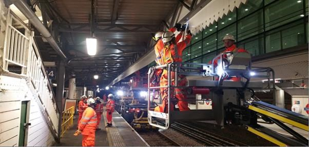 Rail passengers to enjoy bigger and better service after Paddington improvements: Paddington Platform 14